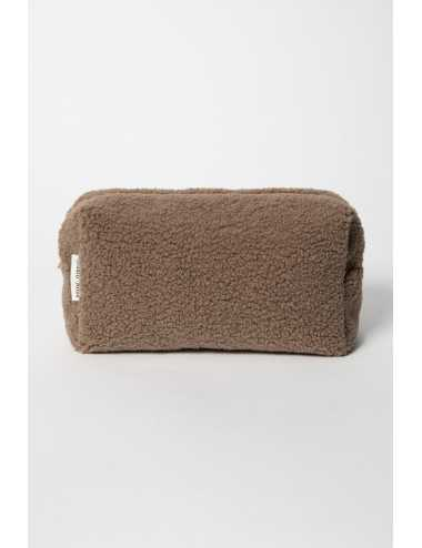 Chunky pouch Studio Noos | brun