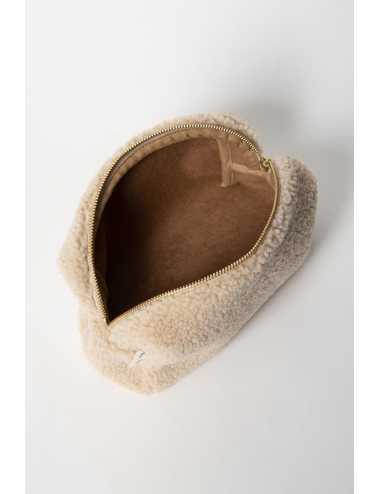 Studio Noos chunky pouch | ecru