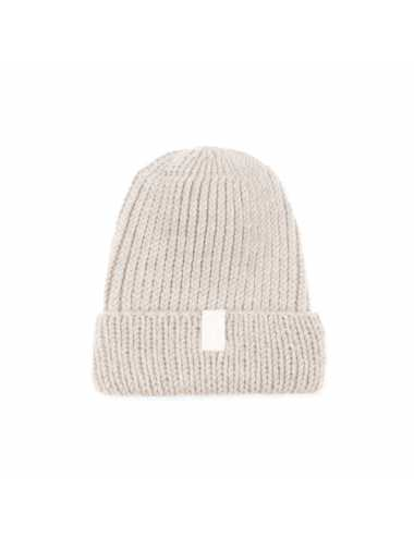Merino beanie | light beige