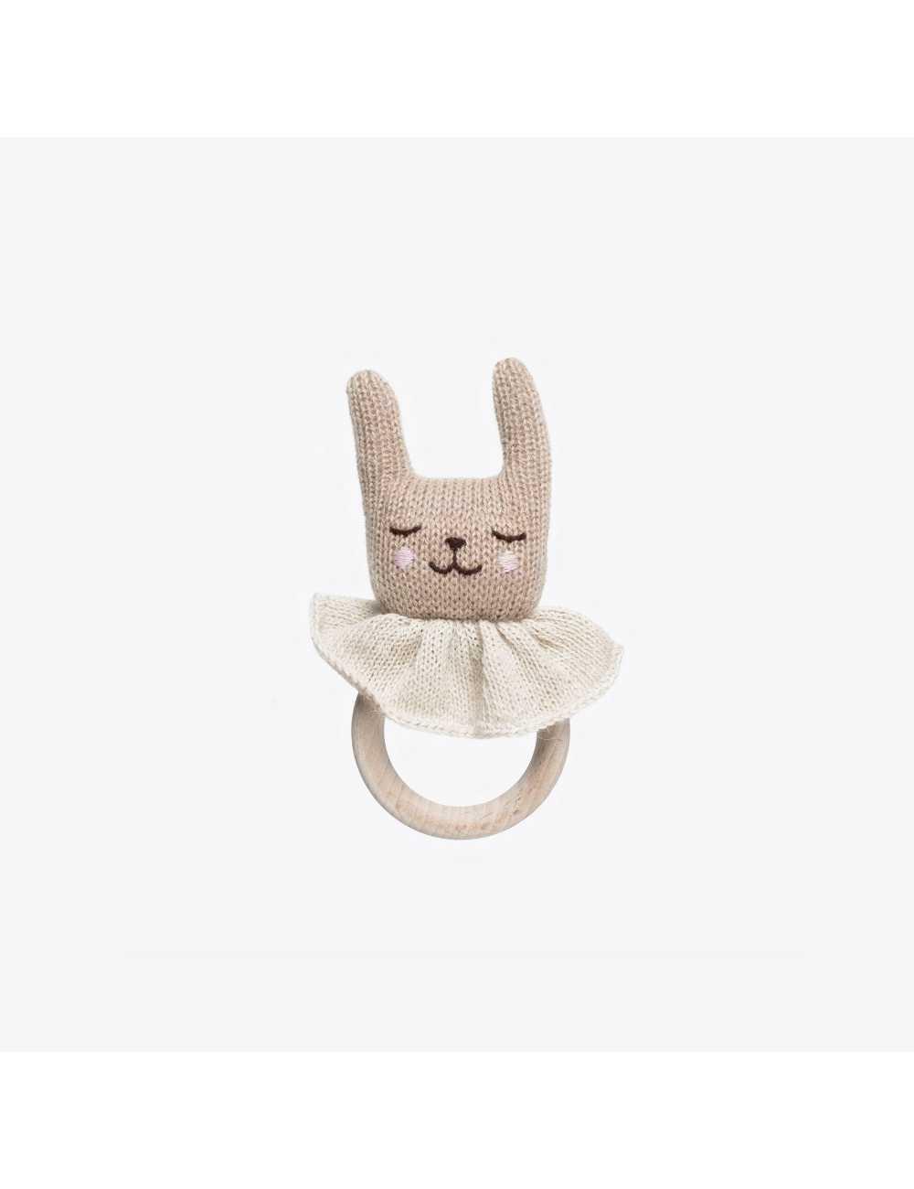 Teething ring   Rabbittest