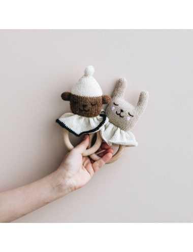 Teething ring | Rabbit