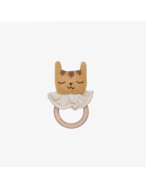 Teething ring   Tiger