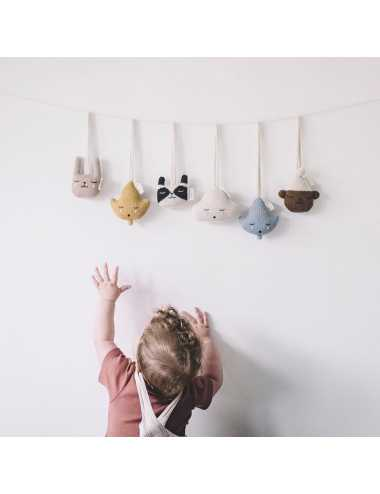 Baby gym toy| cloud