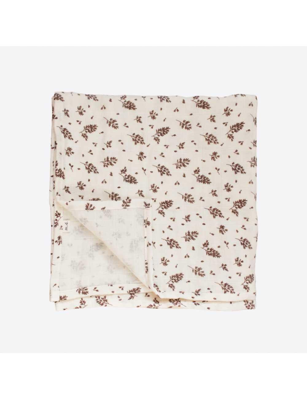 Muslin Cloth | Meadow printtest