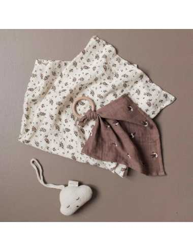 Muslin Cloth | Meadow print