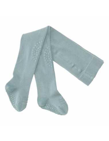 Crawling tights | dusty blue