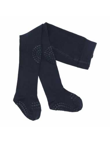 Crawling tights | navy blue
