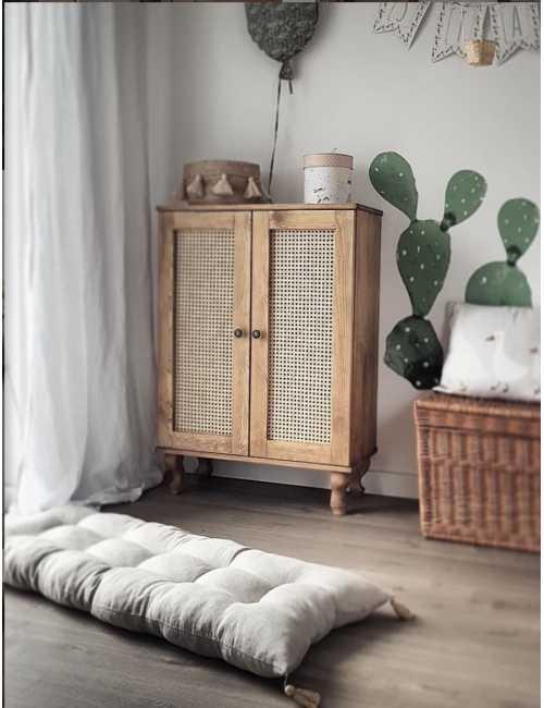 Linen mattress | natural