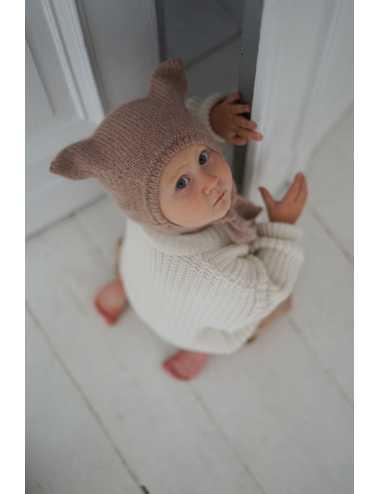 Bambolina kitty hat | nut