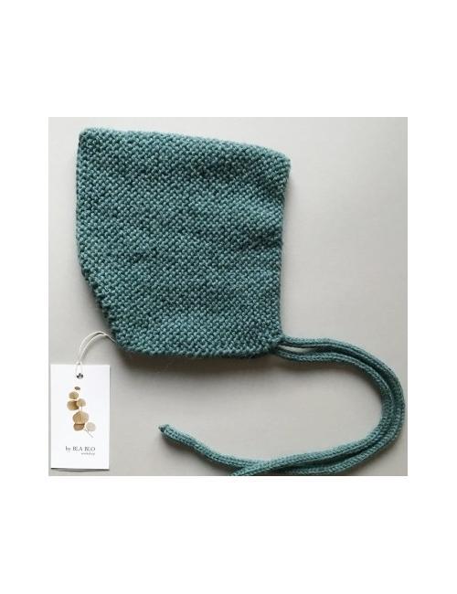 Bonnet en laine d'alpaga | bouteille