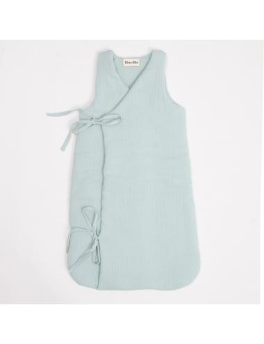 Muslin sleeping bag | mint