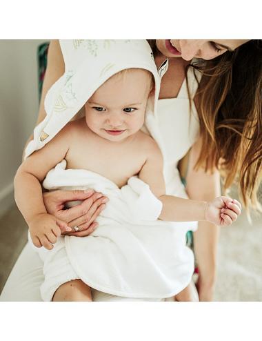 Baby bath towel | sea