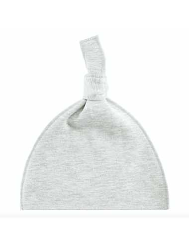Chapeau pour bébé | gris clair