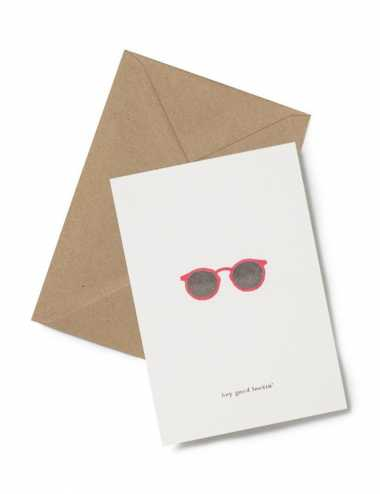 Greeting card | Hey good lookin'