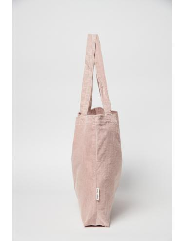 Noos Studio diaper bag |dusty pink